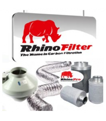 Rhino Filter and fan/Duct Kits